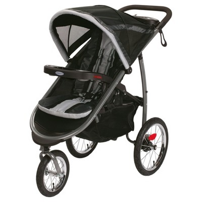 Graco® Fast Action Click Connect Jogger Stroller- Gotham