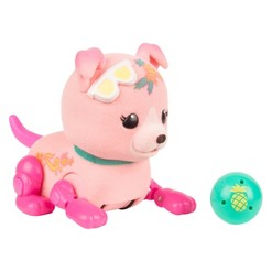 Little Live Pets Lil' Cutie Pup - Shine Apple - Pink