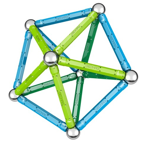 Geomag Color - 35 Piece Magnetic Construction Set - image 1 of 13