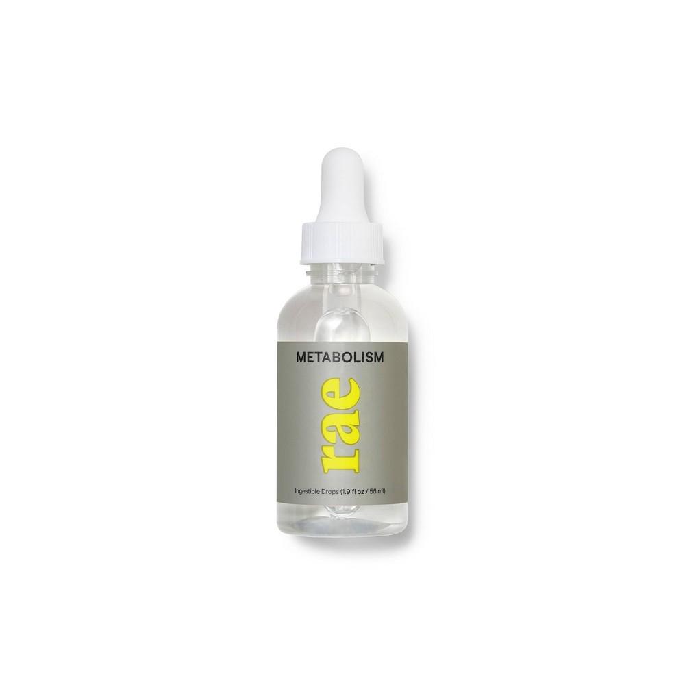 Image of Rae Metabolism Ingestible Drops - 1.9 fl oz, Adult Unisex