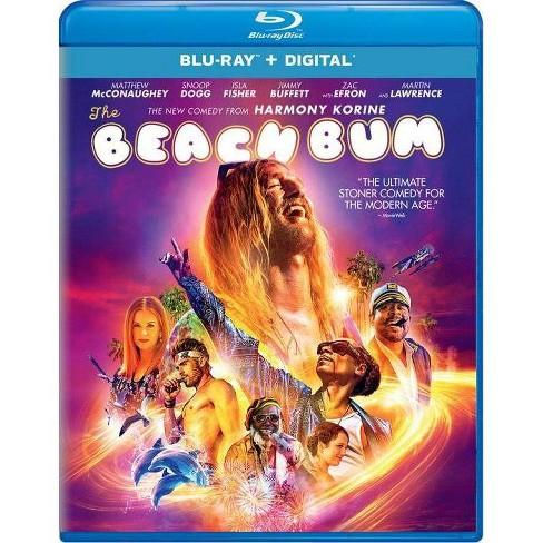 The Beach Bum (Blu-ray) - image 1 of 1