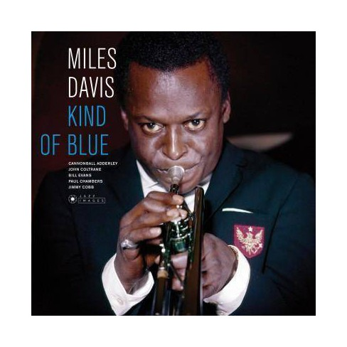Miles Davis - Kind of Blue (Vinyl) - image 1 of 1