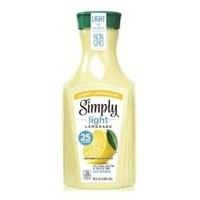 Simply Light Lemonade Juice Drink 52 fl oz