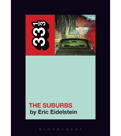 Suburbs (Paperback) (Eric Eidelstein) - image 1 of 1