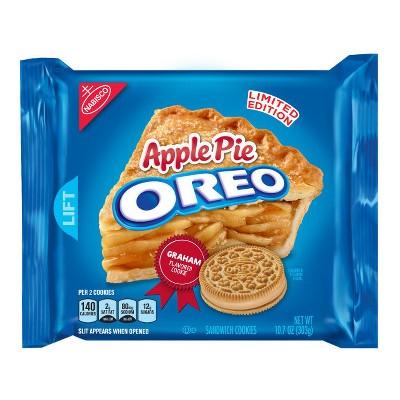 Oreo Apple Pie Sandwich Cookies