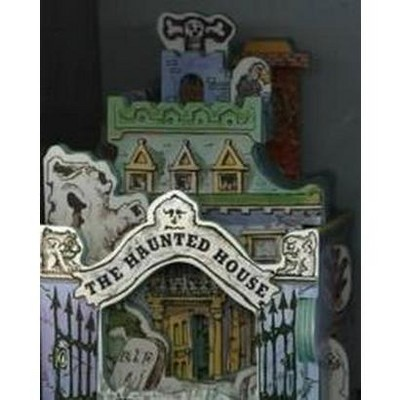Haunted House/Mini House Book (Hardcover)(Peter Lippman)