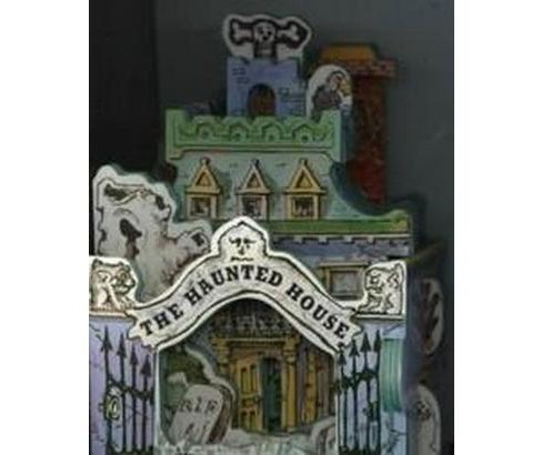 Haunted House/Mini House Book (Hardcover) (Peter Lippman) - image 1 of 1