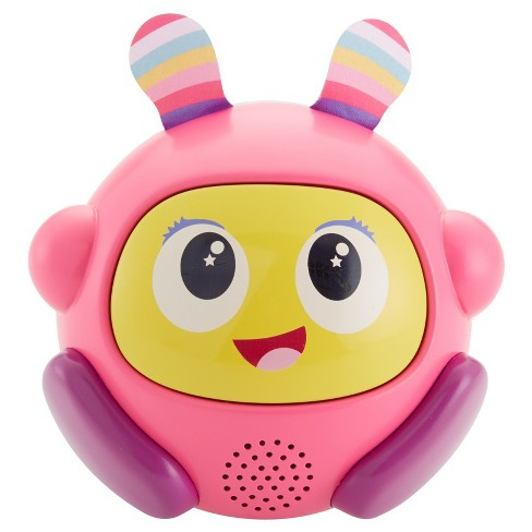 Fisher-Price Bright Beats Spin and Crawl Tumble Ball Beatbelle - image 1 of 12