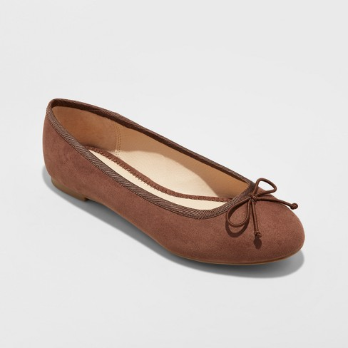 Women S Hope Round Toe Mary Jane Ballet Flats A New Day