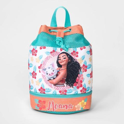 Toddler Girls' Disney Moana Swim Barrel Backpack - image 1 of 2