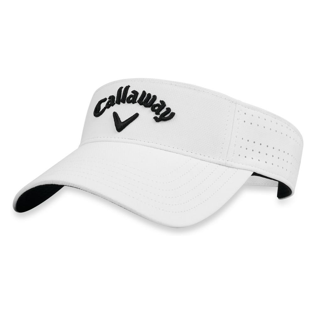 Callaway Golf Women's Opti Vent Visor, White