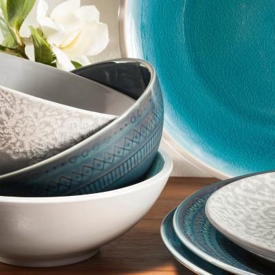 Textured Dinnerware Collection