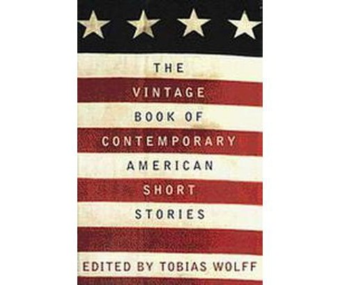 Vintage Book of Contemporary American Short Stories (Paperback) - image 1 of 1