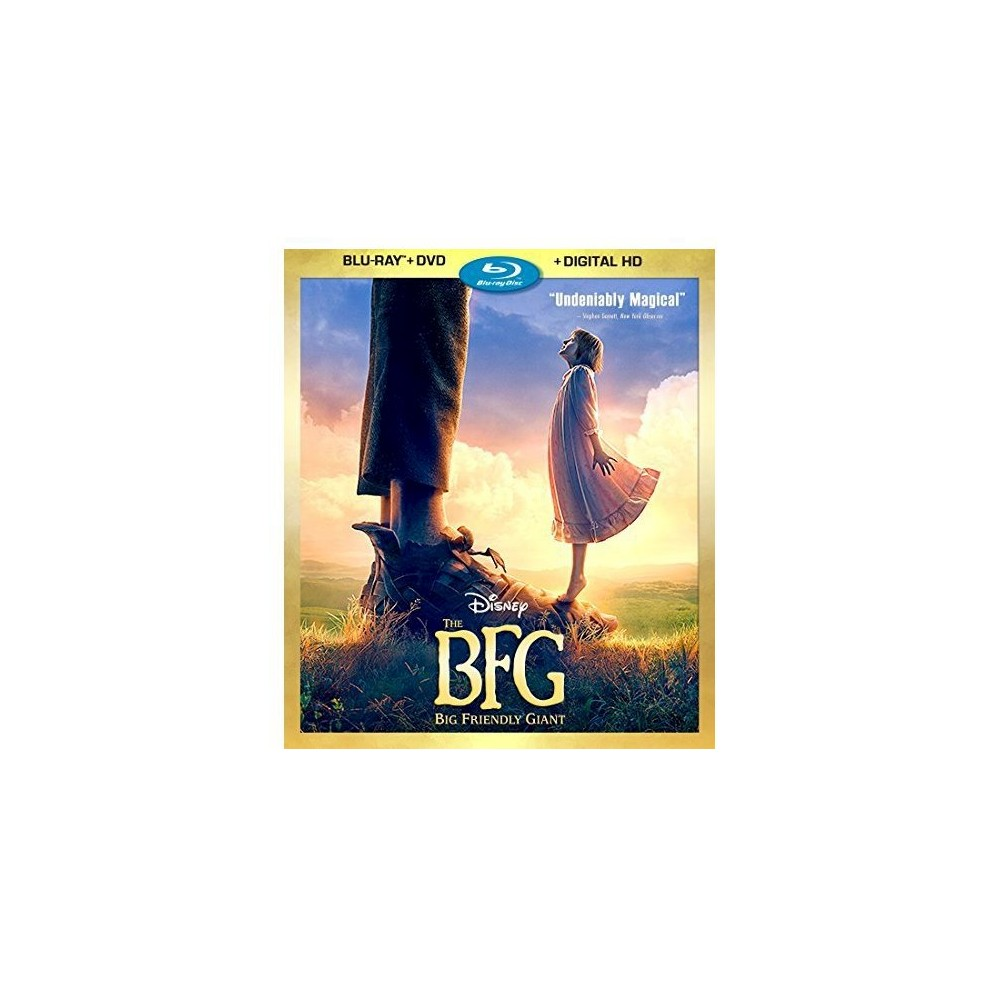 The BFG (Blu-ray), movies was $19.99 now $10.0 (50.0% off)