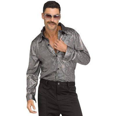 Fun World Disco Shirt Adult Costume