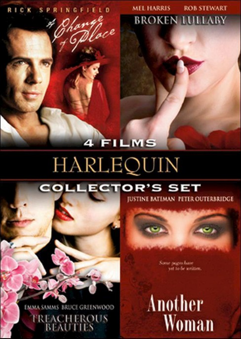 Harlequin collector's set vol 1 (DVD) - image 1 of 1