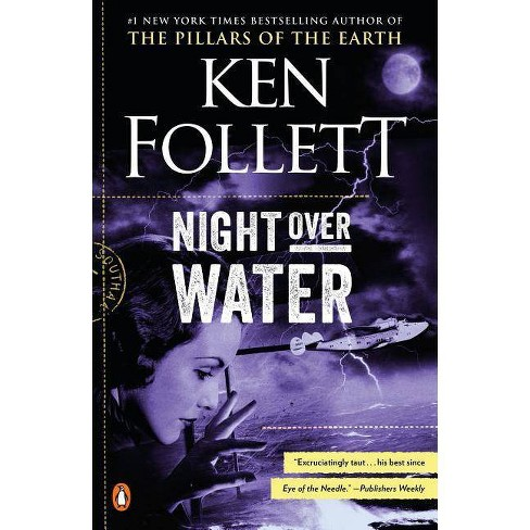 Night Over Water - by  Ken Follett (Paperback) - image 1 of 1