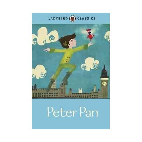 Peter Pan (Hardcover) (Sir J. M. Barrie) : Target