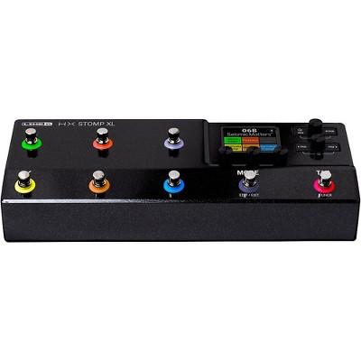 Line 6 HX Stomp XL Multi-Effects Pedal Black