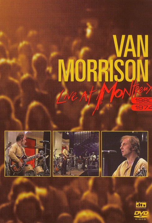 Live at montrenx 1980 & 1974 (DVD) - image 1 of 1