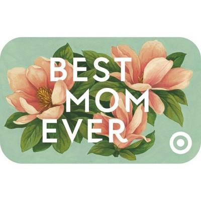 Best Mom Ever Target GiftCard