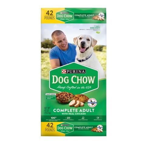 Purina Dog Chow Complete Dry Food
