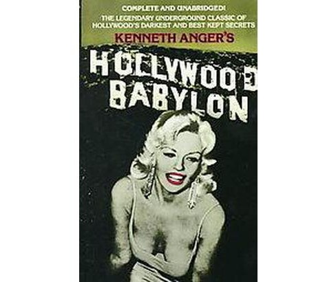Hollywood Babylon (Reprint) (Paperback) (Kenneth Anger) - image 1 of 1