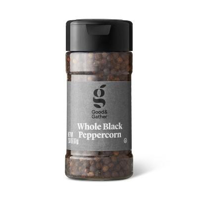Whole Black Peppercorn - 2.37oz - Good & Gather™