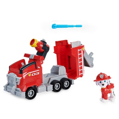 PAW Patrol: The Movie Marshall's Deluxe Transforming Vehicle