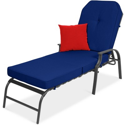 Best Choice S Adjustable Outdoor, Chaise Lounge Chairs Outdoor Target