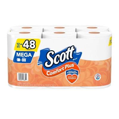 Toilet Paper: Scott Comfort Plus