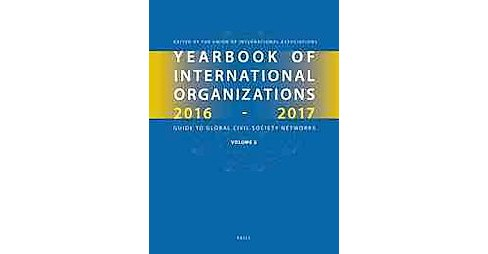 Yearbook of International Organizations 2016-2017 : Geographical Index - A Country Directory of - image 1 of 1