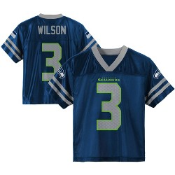NFL Seattle Seahawks Boys' Wilson Russell Jersey