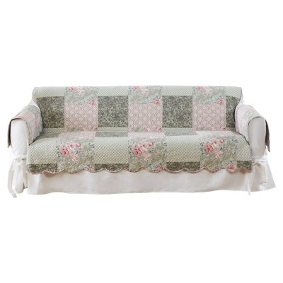 Floral Heirloom Furniture Protector - Sure Fit