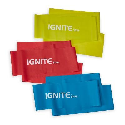 Ignite by SPRI Flat Band Kit