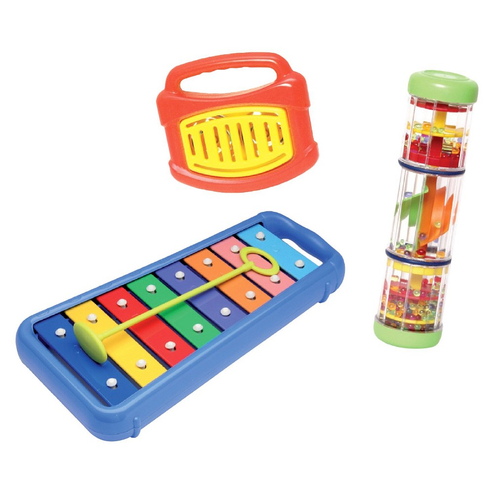 Angoo Baby Shaker Sand Hammer Toy Dynamic Rhythm Stick Now $6.99 (Was $24)