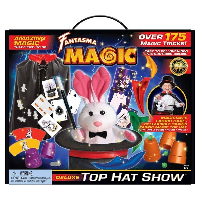 Fantasma Magic Deluxe Top Hat Show