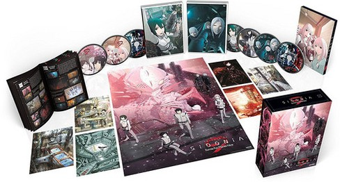 Knights Of Sidonia 2:Battle For Plane (Blu-ray) - image 1 of 1