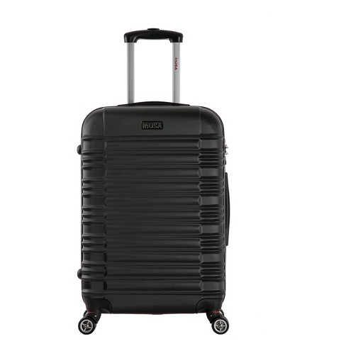 "InUSA New York 24"" Hardside Spinner Suitcase   - image 1 of 4"