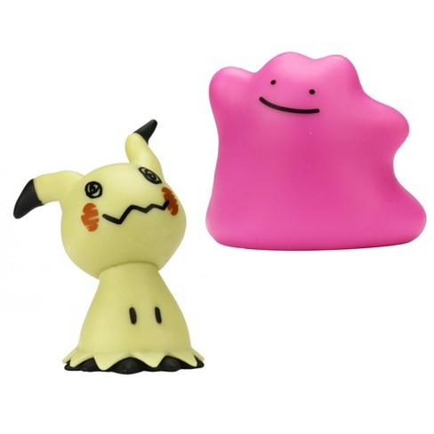 Pokemon Mimikyu & Ditto - 2pk - image 1 of 3