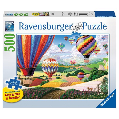 Ravensburger Brilliant Balloons Puzzle 500pc - image 1 of 2