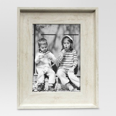 Single Picture Frame 4X6 - Ivory - Threshold™