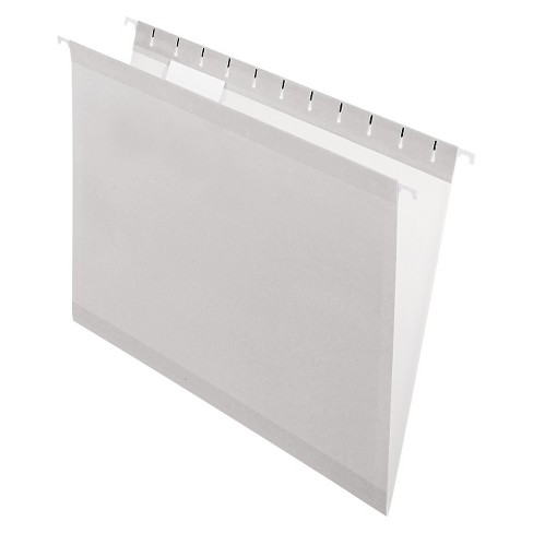 Pendaflex Hanging File Folders  - Gray - image 1 of 1