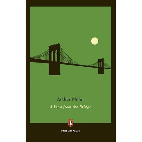 A View from the Bridge - (Penguin Plays) by  Arthur Miller (Paperback) - image 1 of 1