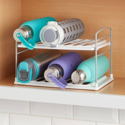 YouCopia 2-Tiered Bottle Holder for Cabinet