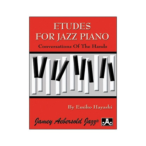 Jamey Aebersold Etudes for Jazz Piano - Conversation of the Hands - image 1 of 1