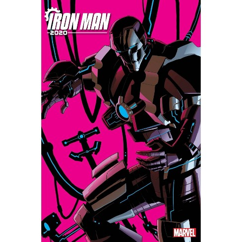 Marvel Iron Man 2020 #1 Comic Book - image 1 of 1