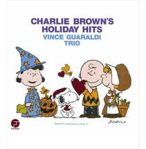 Vince trio guaraldi - Charlie brown's holiday hits (Vinyl) - image 1 of 1