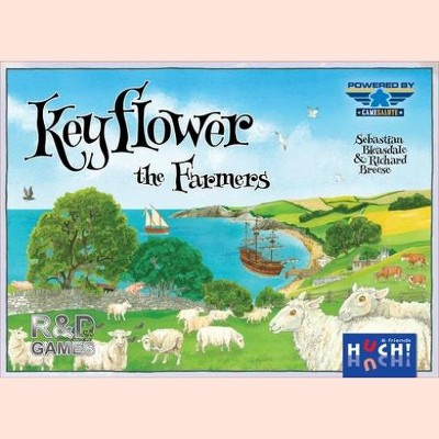 Keyflower - The Farmers Expansion Board Game
