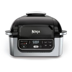Ninja Foodi 4qt 5-in-1 Indoor Grill and Air Fryer - AG301